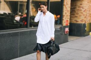 Long line blouse 2